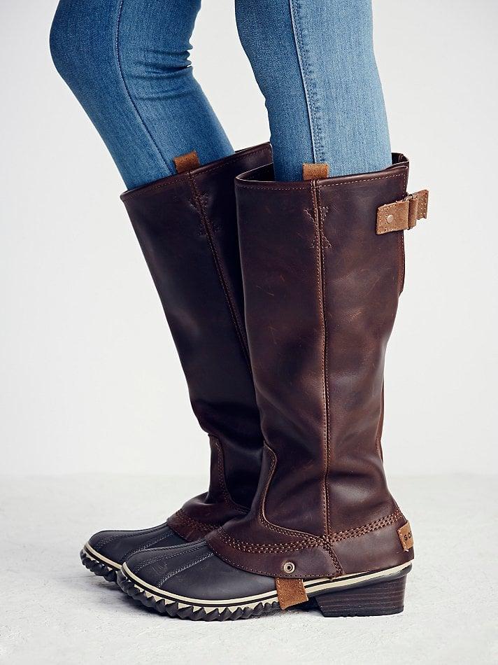 Lyst Free People Sorel Womens Slimpack Riding Tall Boot