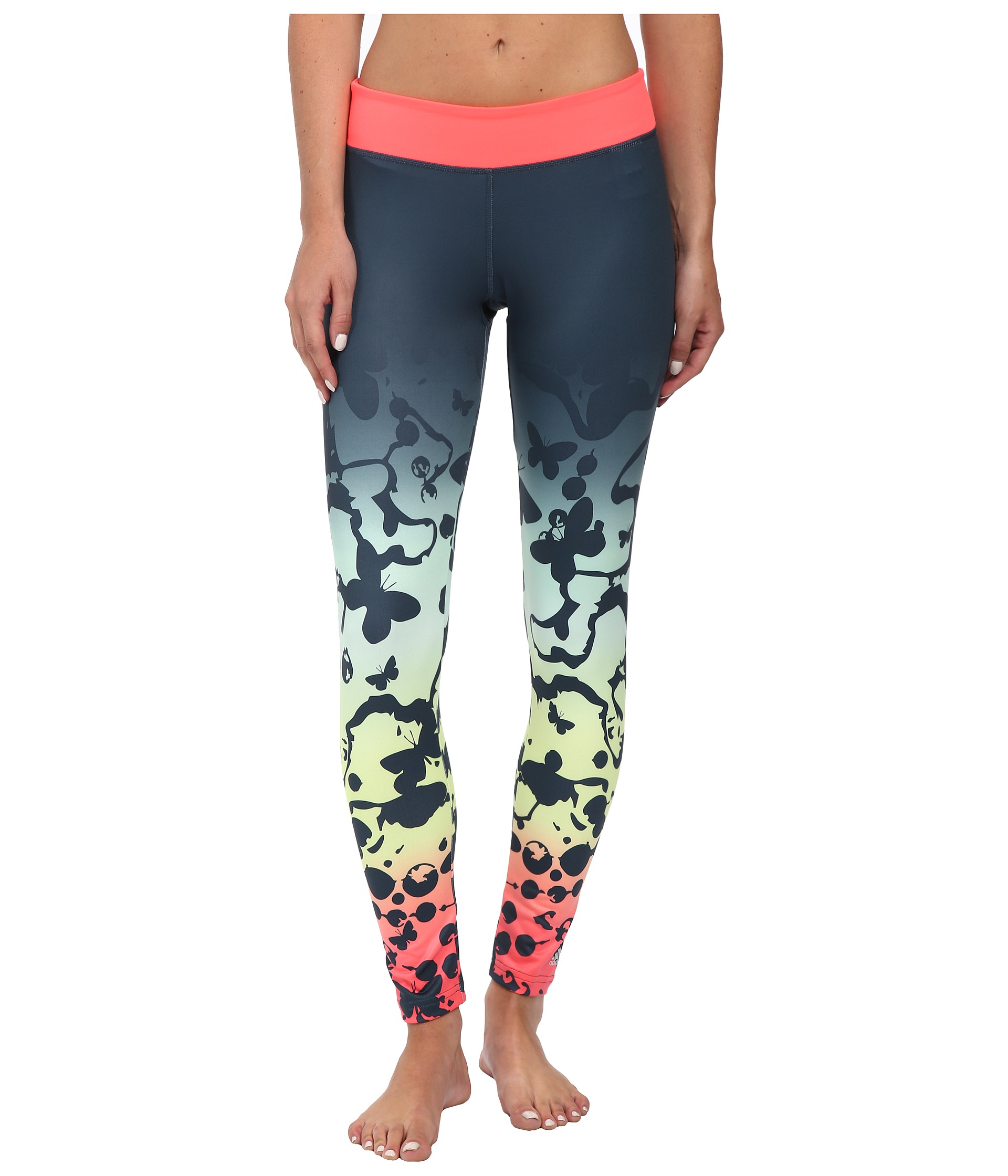 864500eaf5844 adidas Ultimate Tights - Firefly in Blue - Lyst