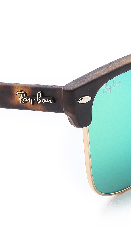 b8022b4ff3 Mirror Sunglasses Ray Ban Clubmaster Oversized « Heritage Malta
