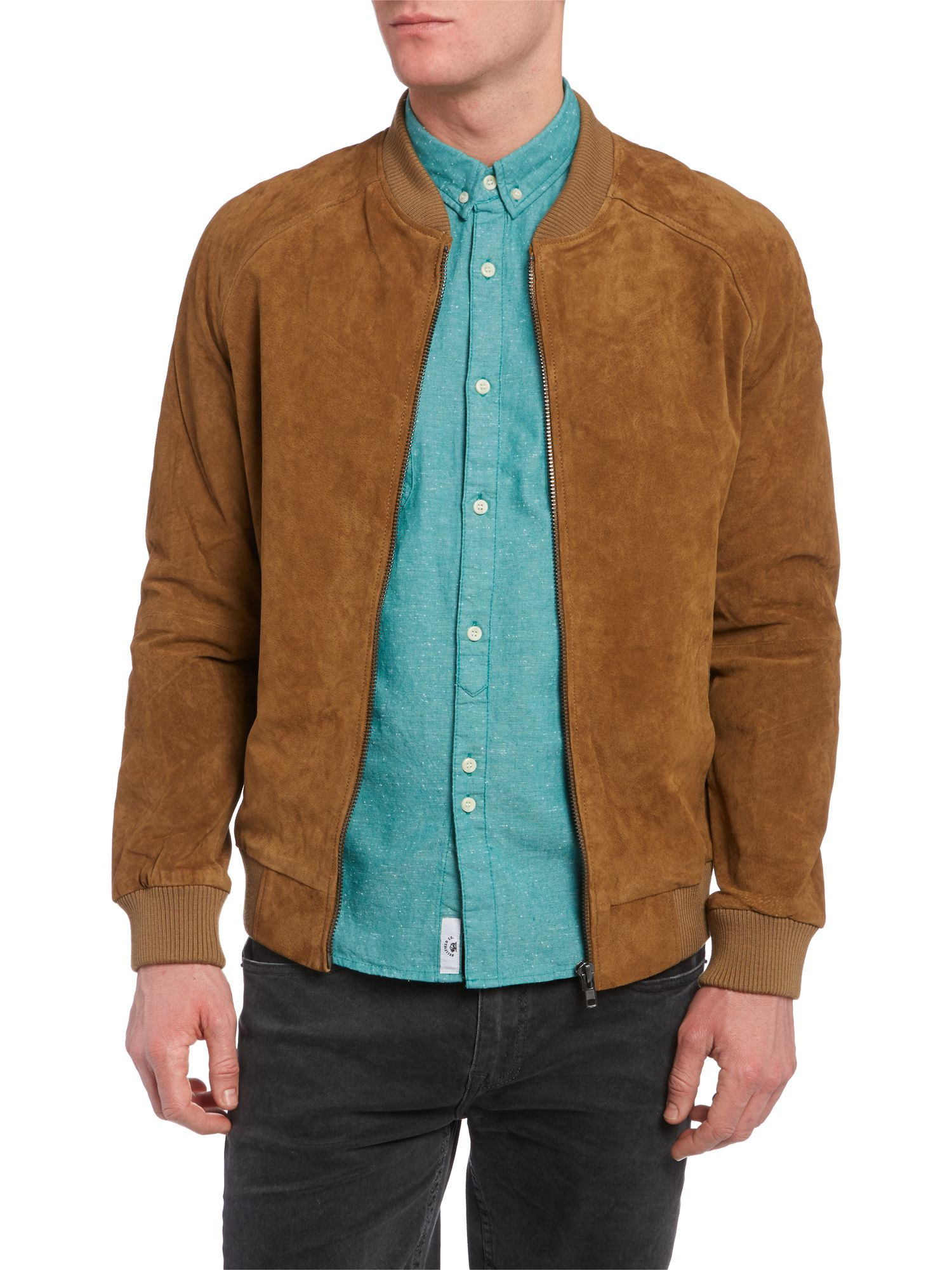 Free shipping and returns on Men's Bomber Coats & Jackets at seebot.ga