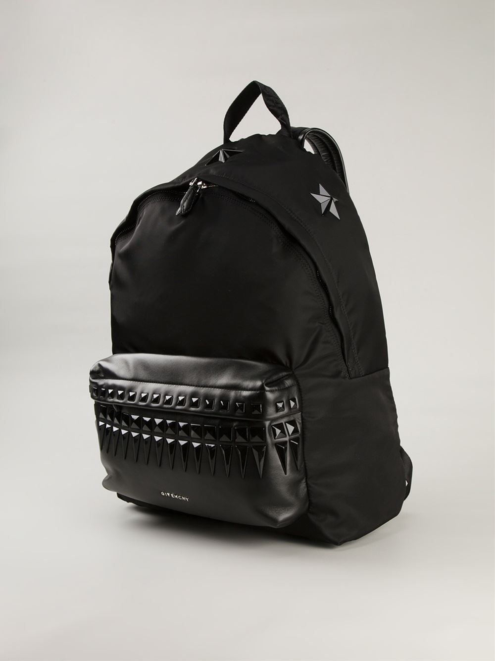 Givenchy Star Stud Backpack In Black For Men Lyst