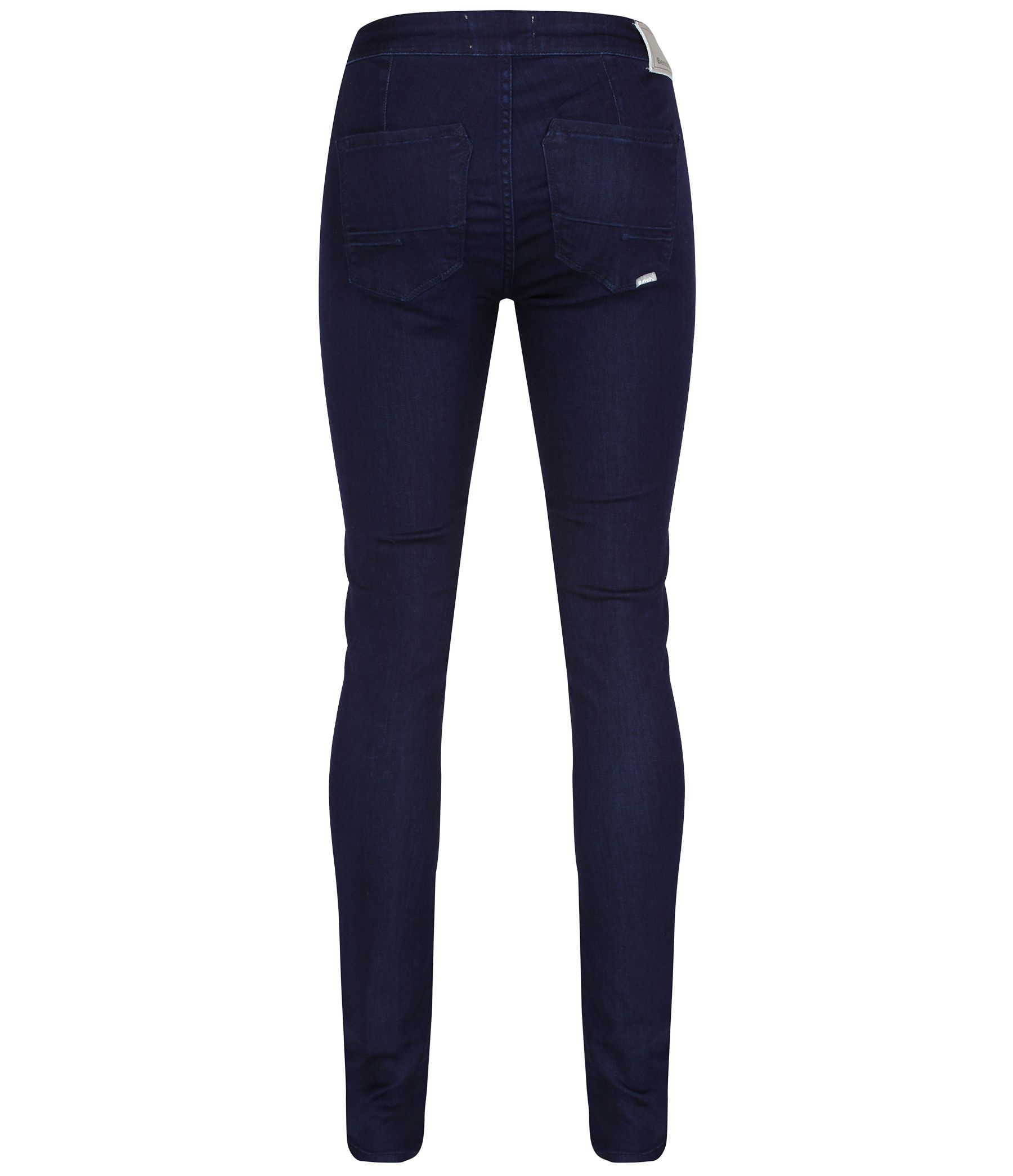 Bench Outline Skinny Jeans in Blue | Lyst