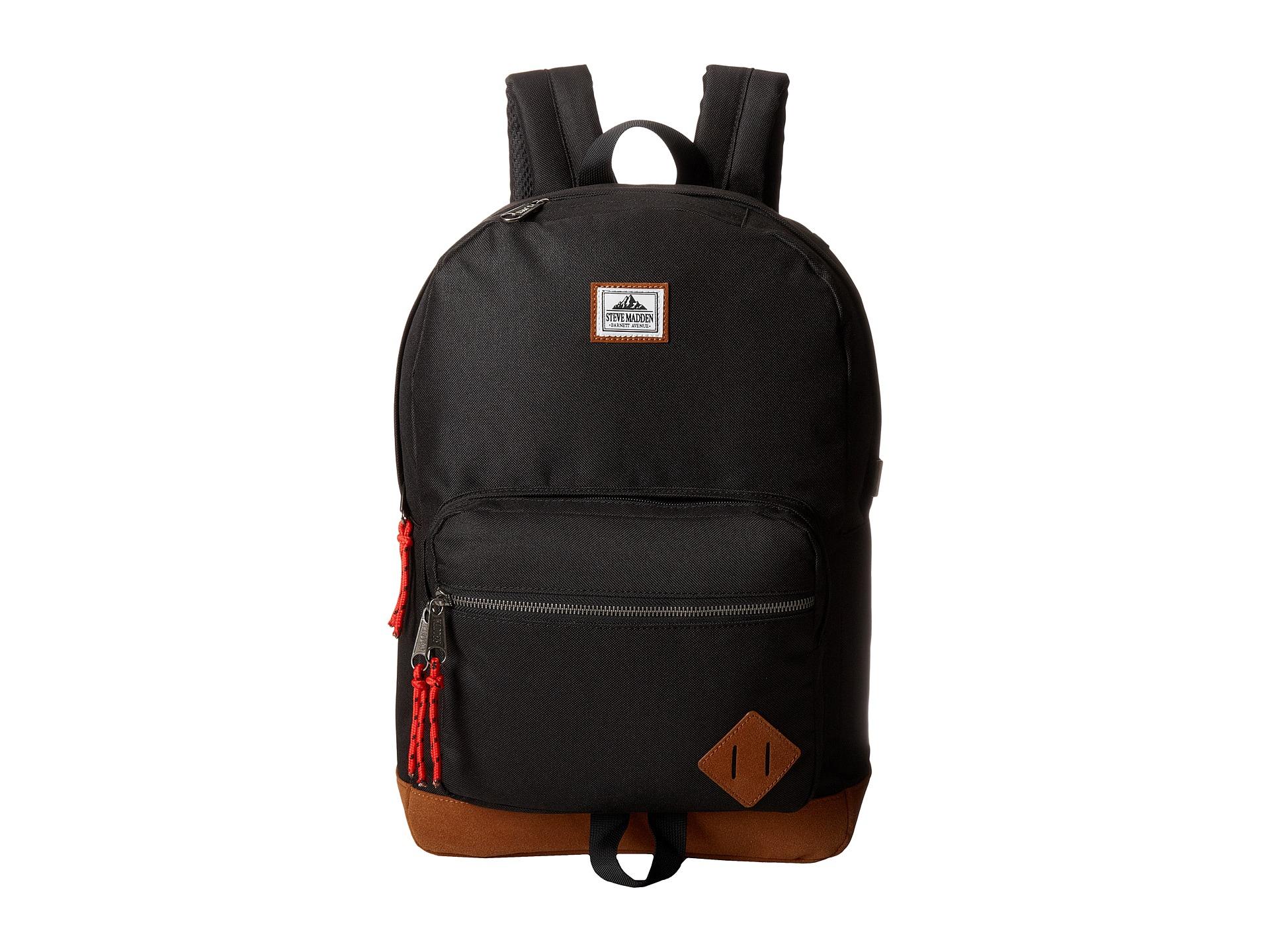 b4fd4679eb Steve Madden Classic Sport Backpack in Black for Men - Lyst