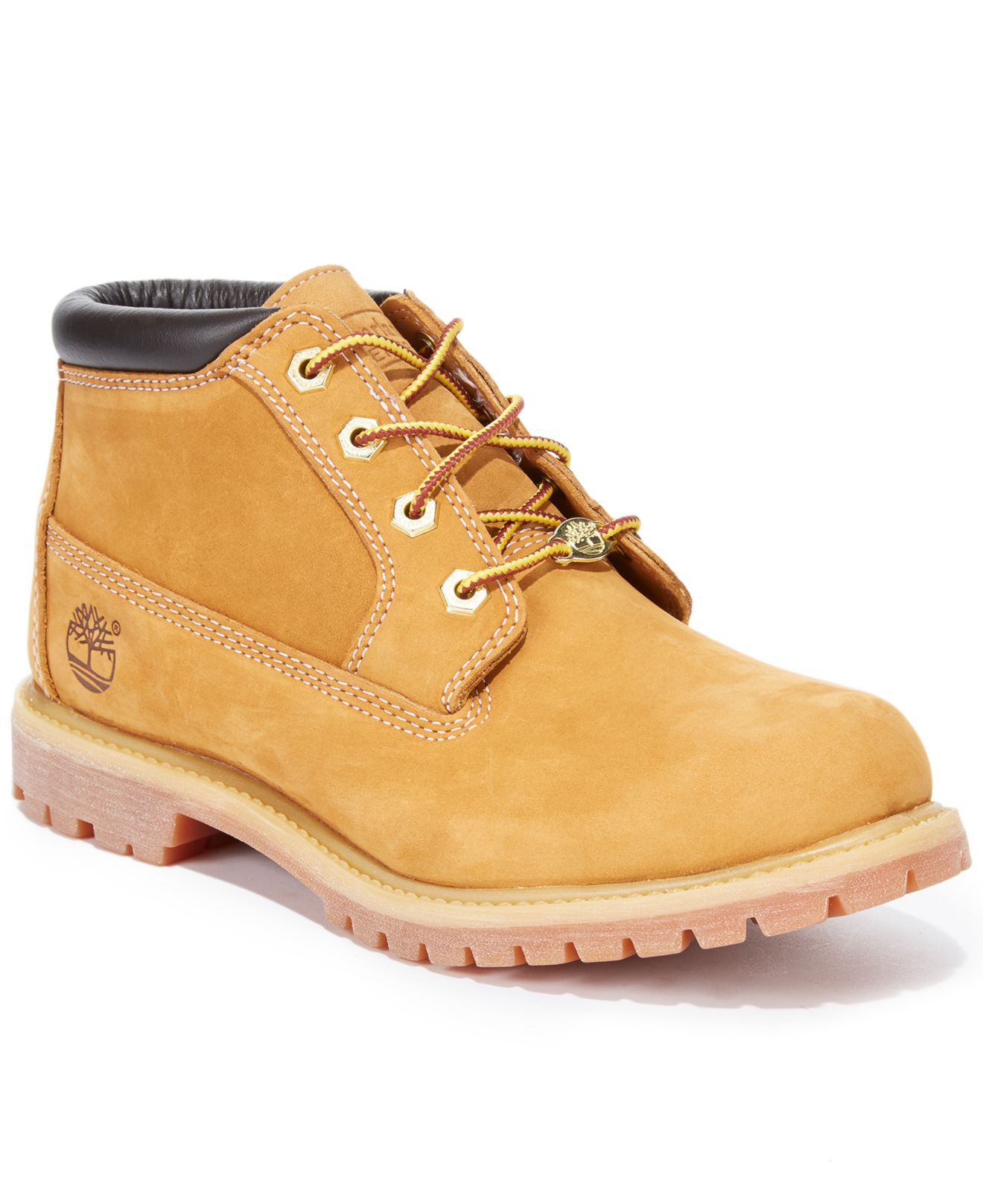 Elegant Timberland Authentics Teddy Fleece 8329R New Womens Wheat Fold Down Boots Sho