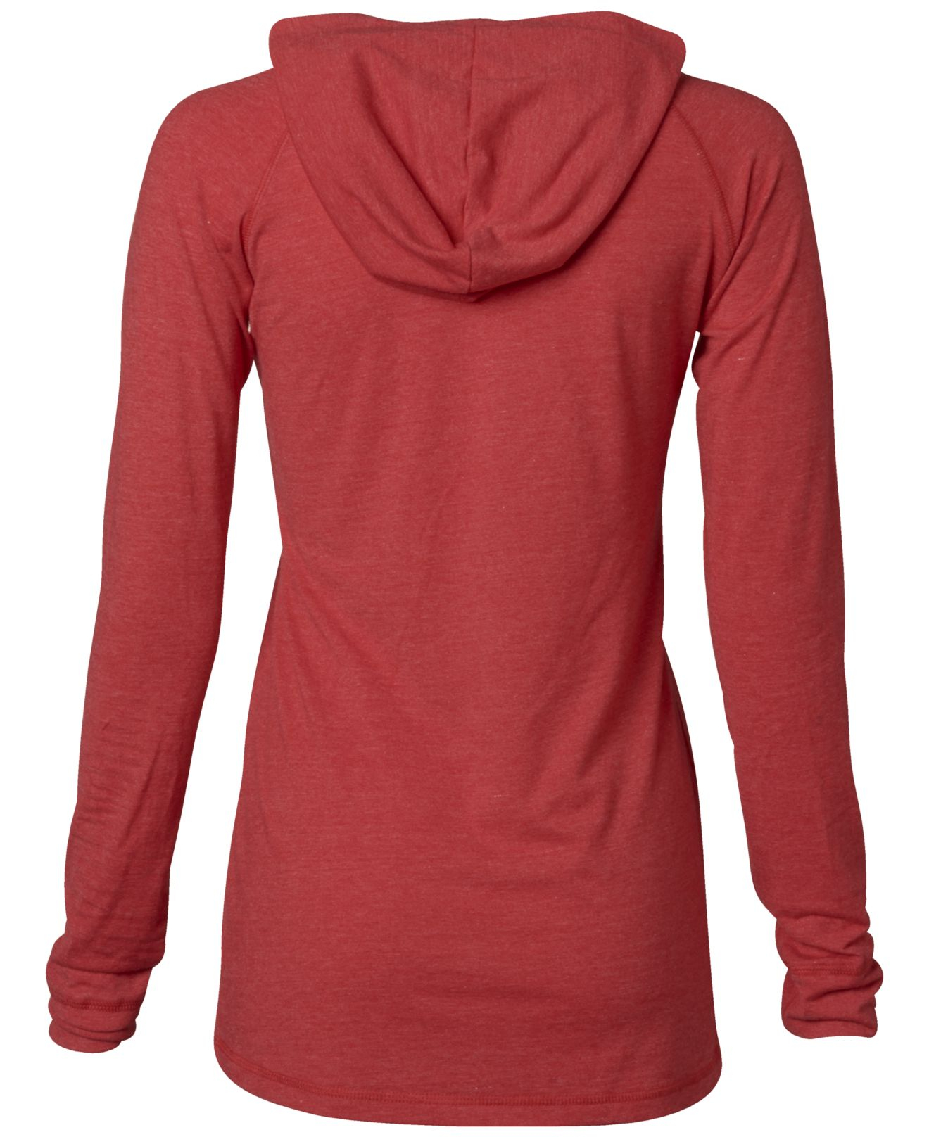 Lyst reebok women 39 s long sleeve carolina hurricanes for Womans long sleeve shirts