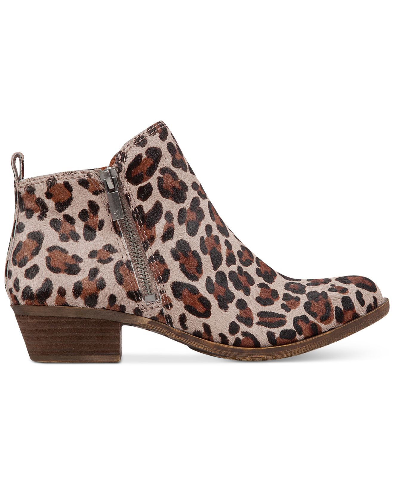 Lucky Brand Leopard Shoes