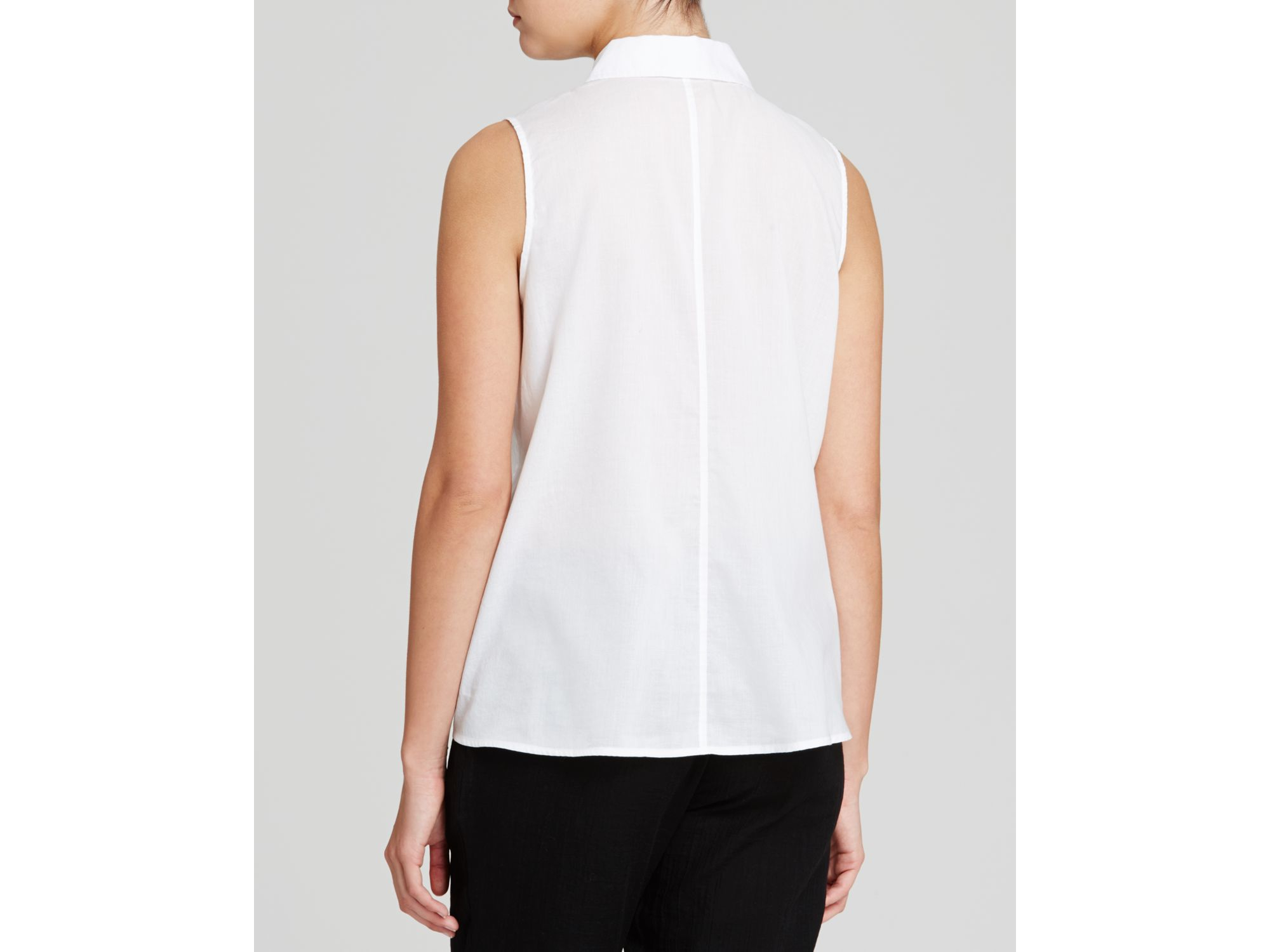 Find great deals on eBay for white sleeveless collar shirt. Shop with confidence.