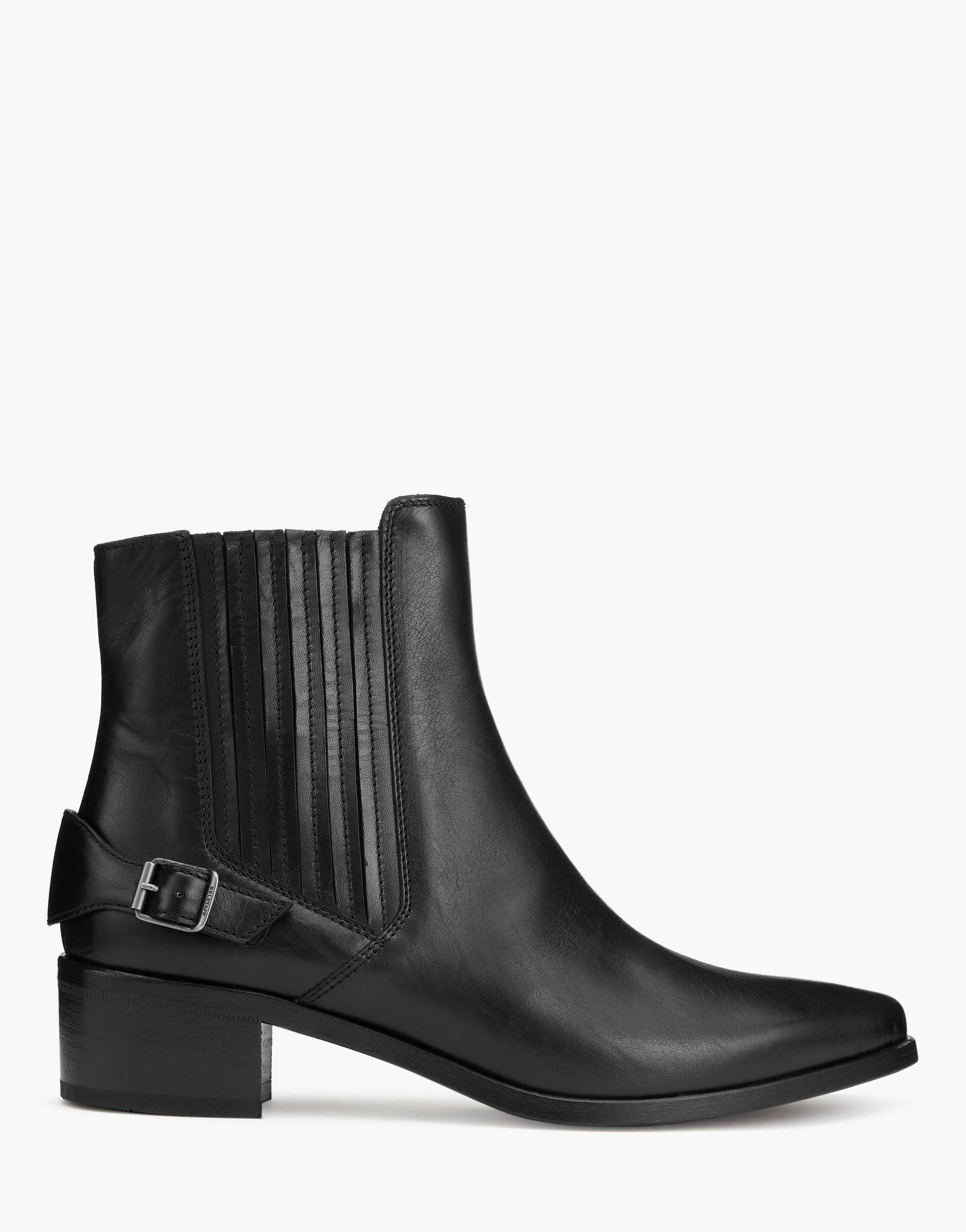 Belstaff Blaydon Boots Black Belstaff maVIHa6X