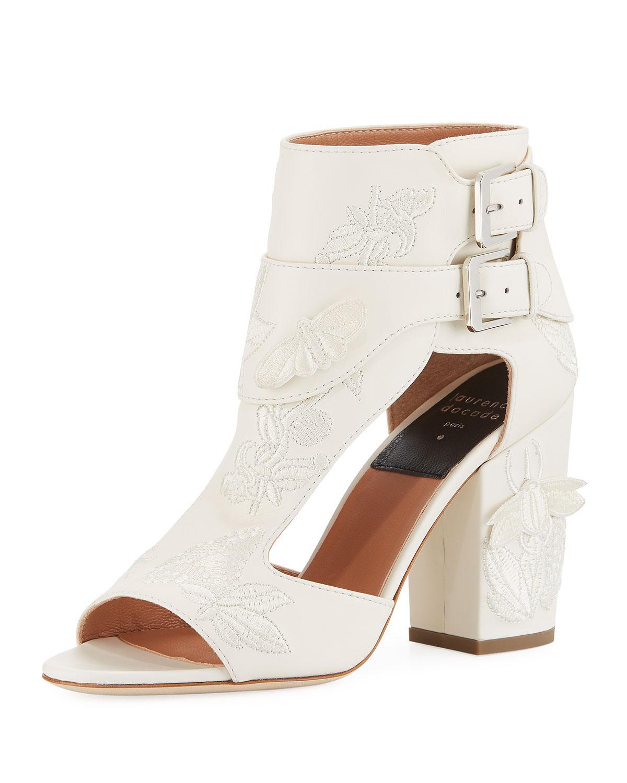 Rush leopard print sandals - Brown Laurence Dacade IN1sz