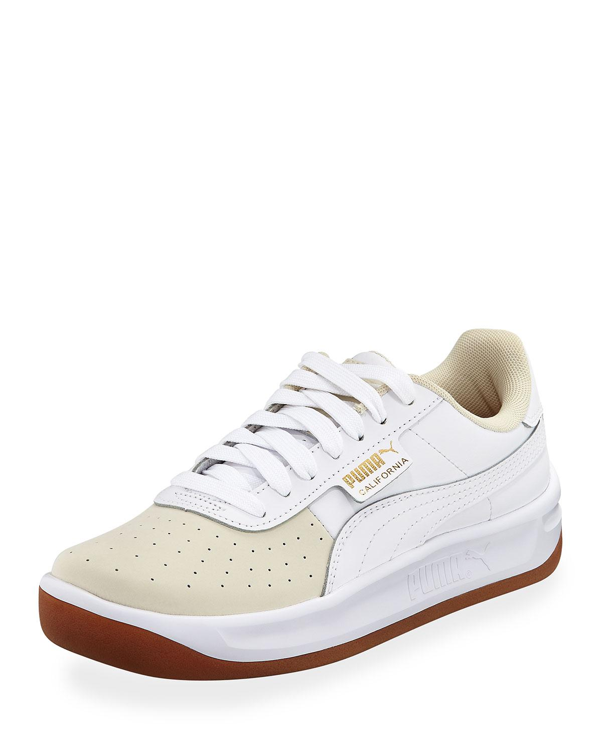 f41861eb516 Lyst - PUMA California Exotic Sneakers in White for Men