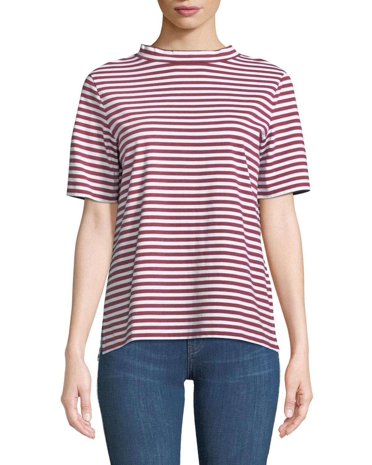 Penny striped T-shirt - Red Mih Jeans Cheap Sale Really For Sale Wholesale Price hmF6A1HoI