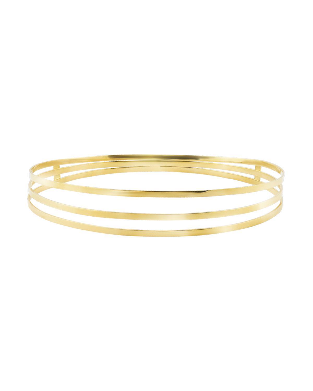 Lana Jewelry Diamond Tip Stacking Cuff Bracelet cistgHWA