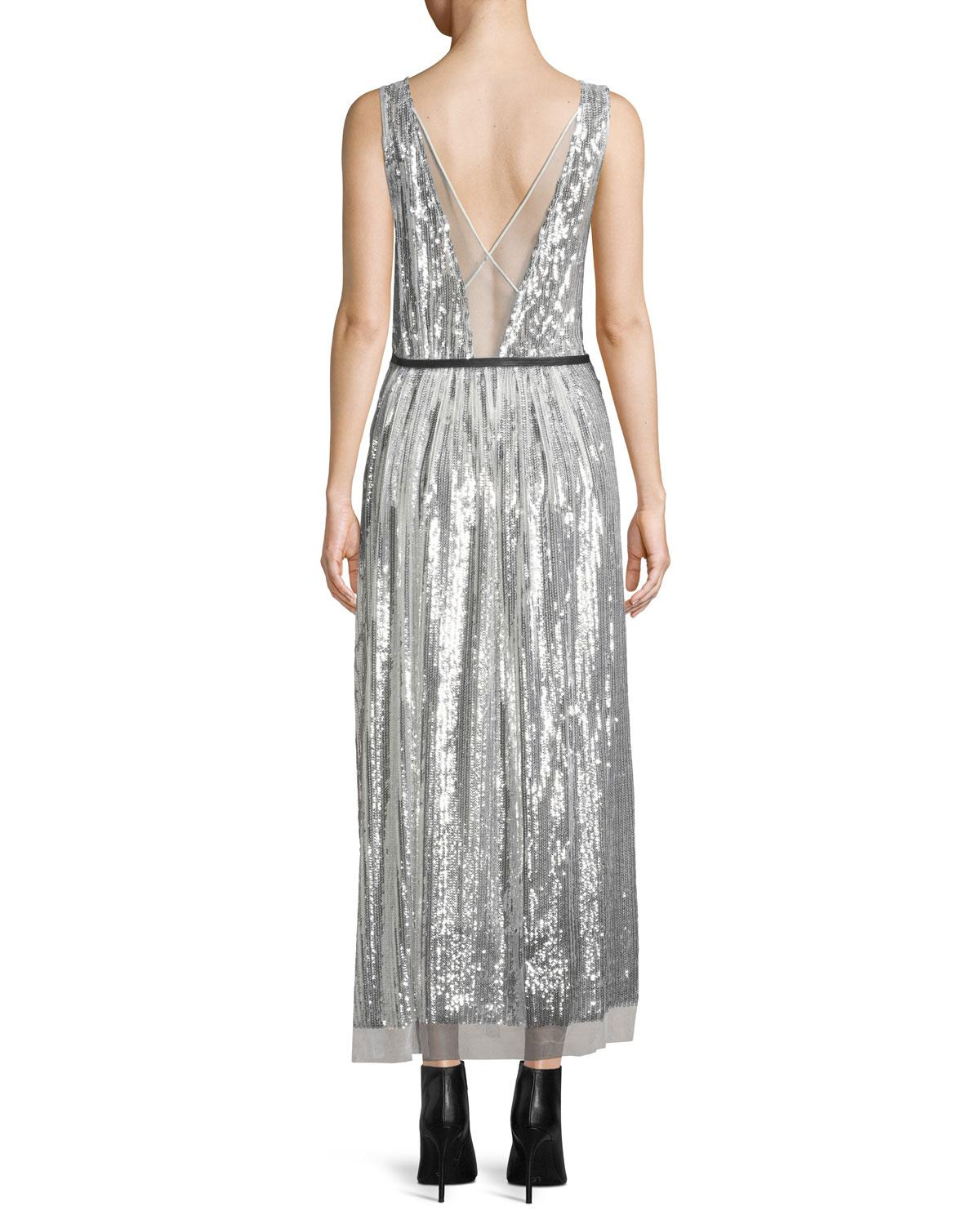 6baa926f1dd7 marc-jacobs-SILVER-Scoop-neck-Sleeveless-Mirrored-sequins-Belted-Cocktail- Dress.jpeg