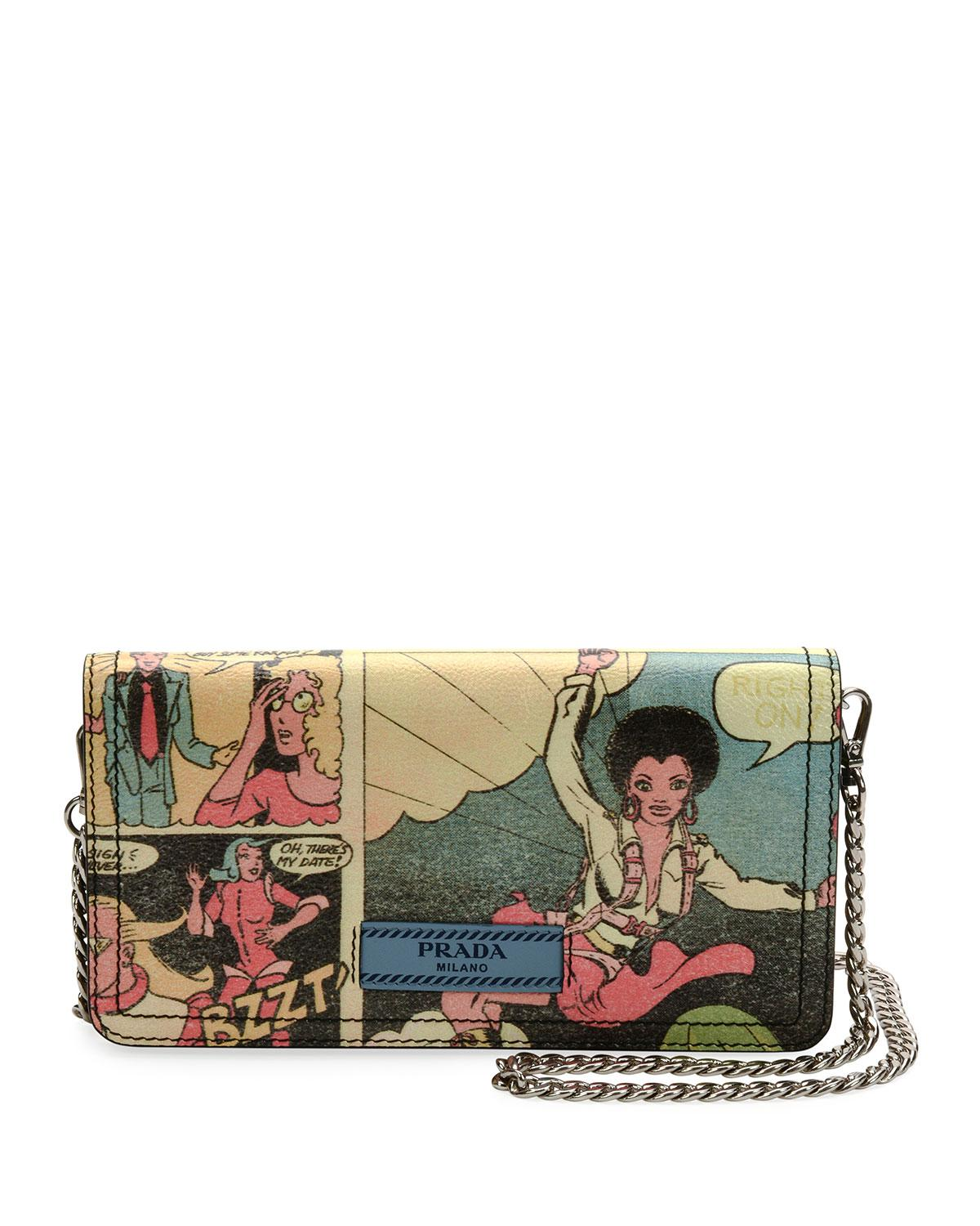 cc306ee101bc Gallery. Previously sold at: Bergdorf Goodman · Women's Wallet On Chain  Women's Gucci ...