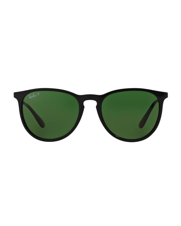 329643b8c9 Lyst - Ray-Ban Polarized Aviator Sunglasses in Green for Men