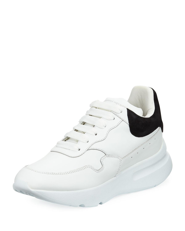Runner sneakers - White Alexander McQueen SGHLK4abe