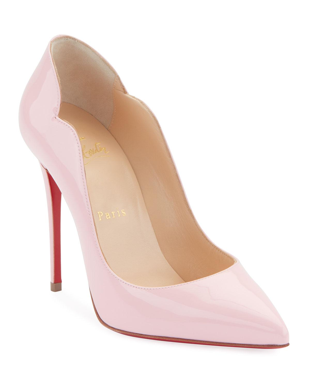 ddc84e4a819 Lyst - Christian Louboutin Hot Chick in Pink