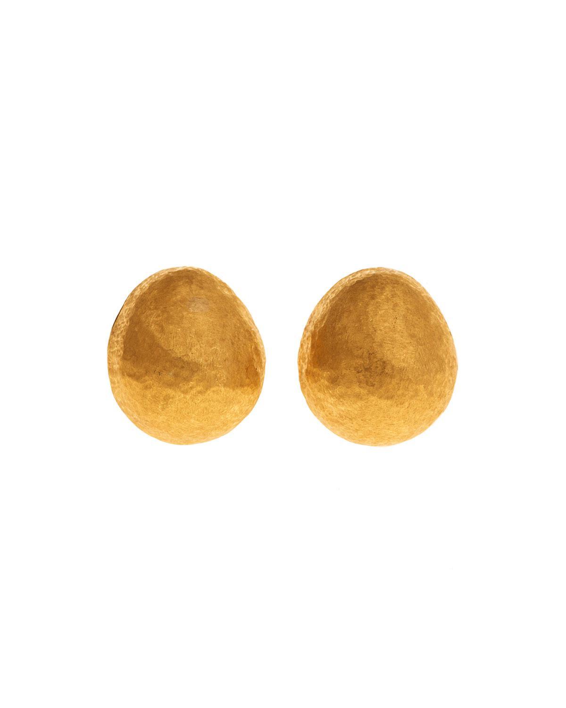 c4818b01f5d Yossi Harari Roxanne 24k Gold Earrings in Metallic - Lyst