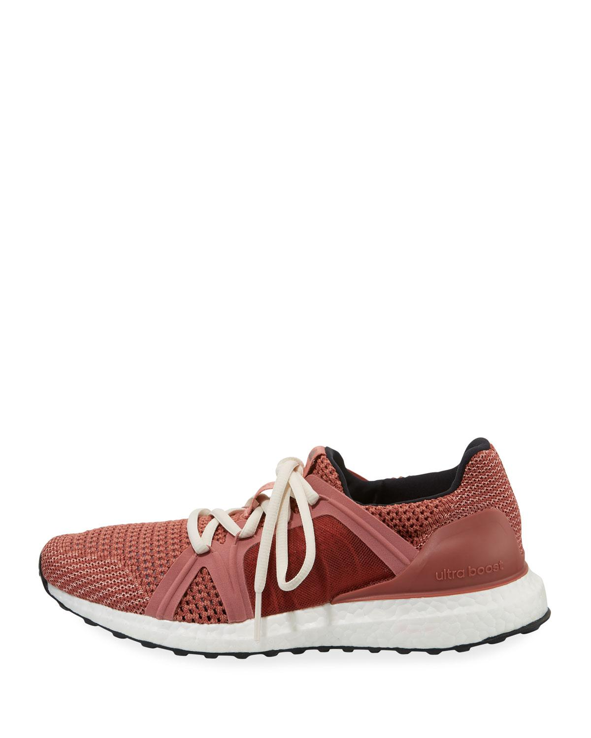 78f38408456 Lyst - adidas By Stella McCartney Ultraboost Sneakers in Pink - Save 47%