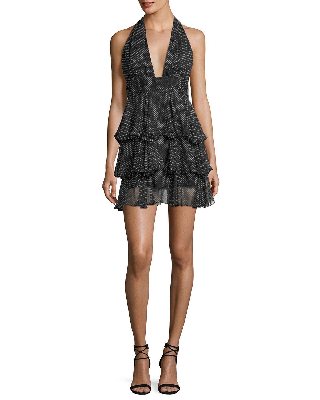 Milly Silk Sleeveless Dress w/ Tags High Quality Buy Online Cheap Big Sale 8Jyiq