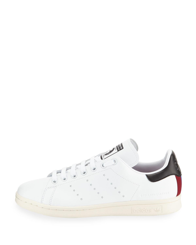 dc0e653cec5 Lyst - Stella McCartney White Adidas Originals Edition Stan Smith Sneakers  in White for Men