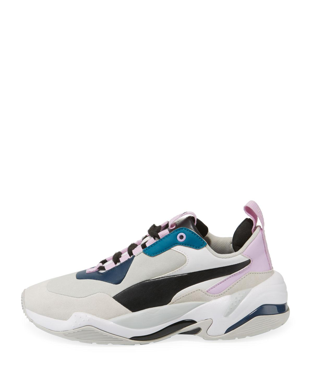 50adffe70a81 PUMA Thunder Rive Colorblock Sneakers - Lyst