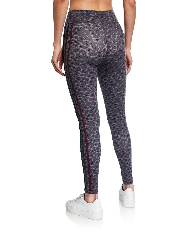 3c51d33923b5a3 The Upside Snow Leopard Printed Yoga Pants - Lyst