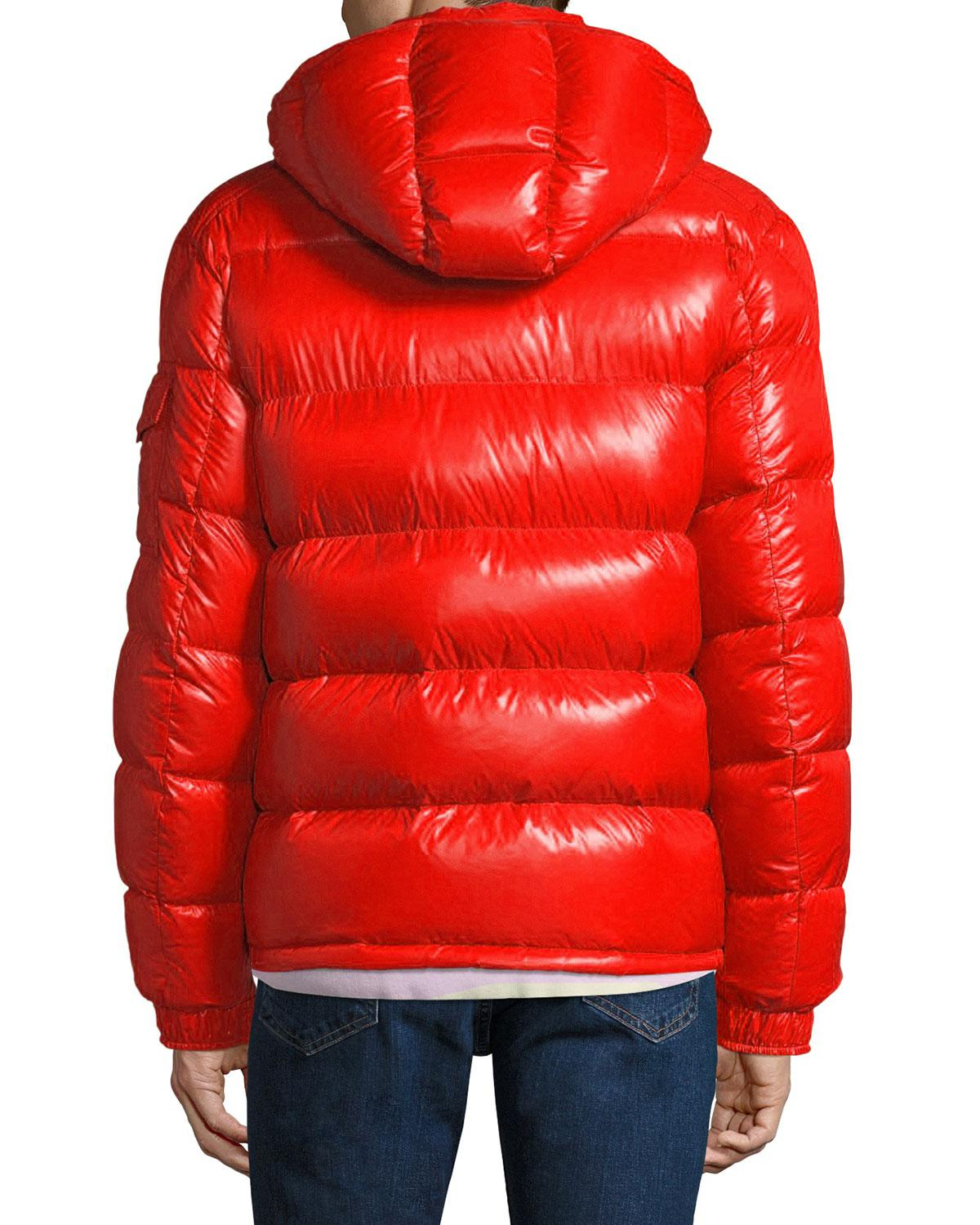 ee6491686 best moncler down jacket red jumpsuit dee24 2c46a