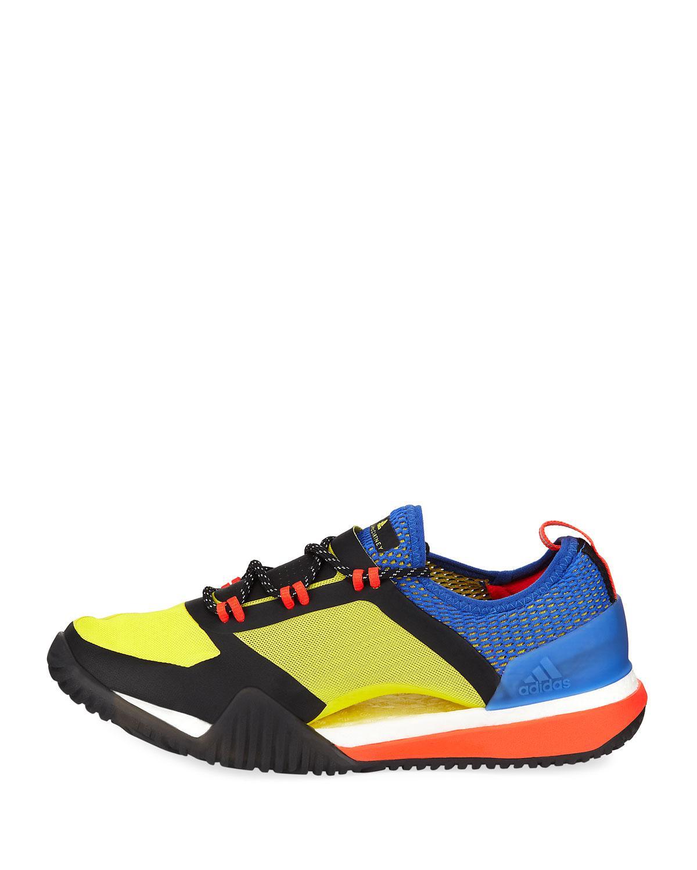 98cf49c00e22e Lyst - adidas By Stella McCartney Pure Boost X 3.0 Colorblock ...