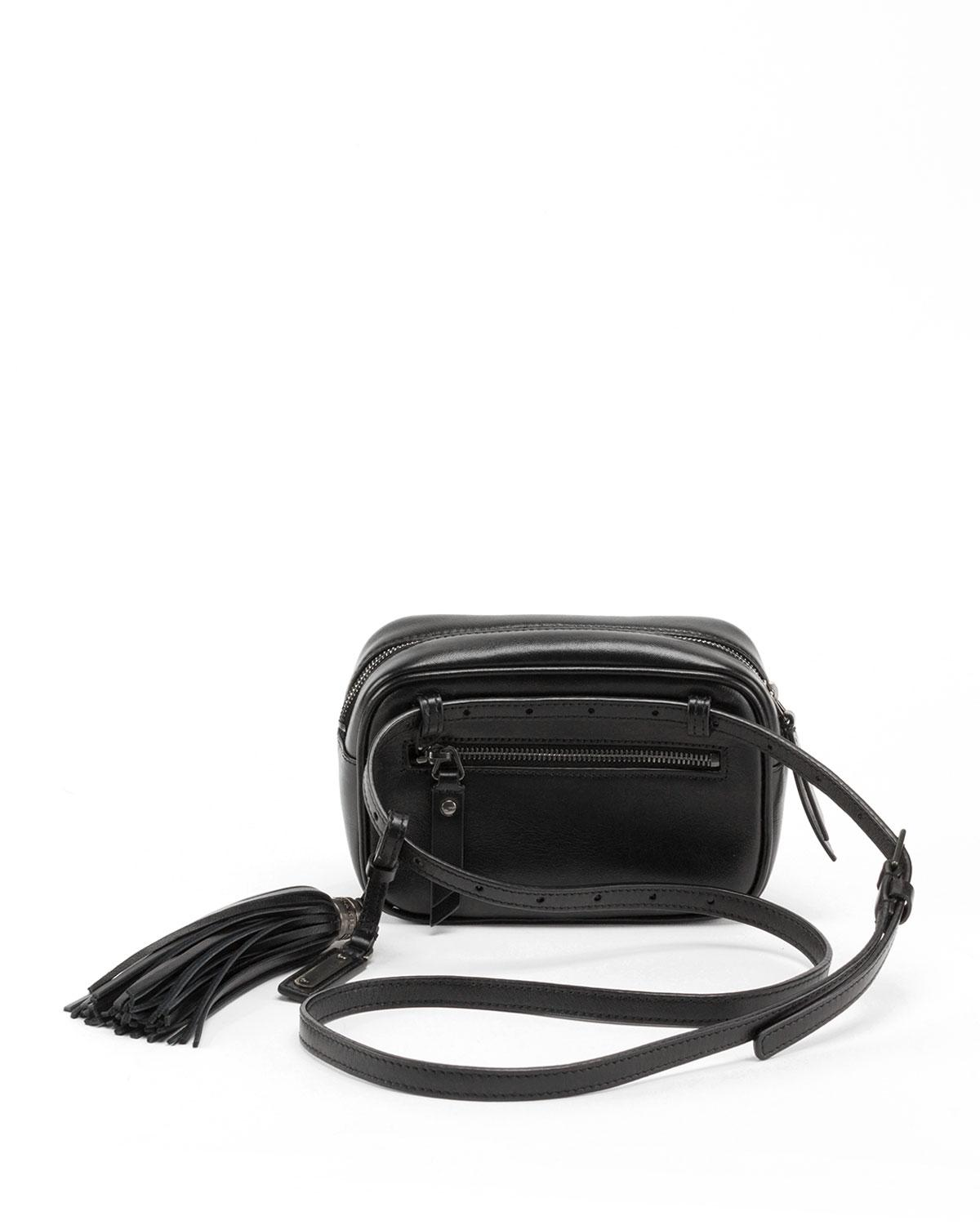 5604d716c8 Lyst - Saint Laurent Lou Monogram Ysl Quilted Leather Belt Bag - Black  Hardware in Black
