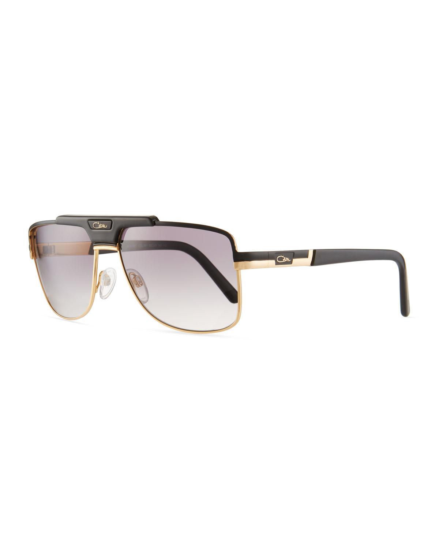 d326938972a Lyst - Cazal Men s Square Acetate metal Sunglasses for Men