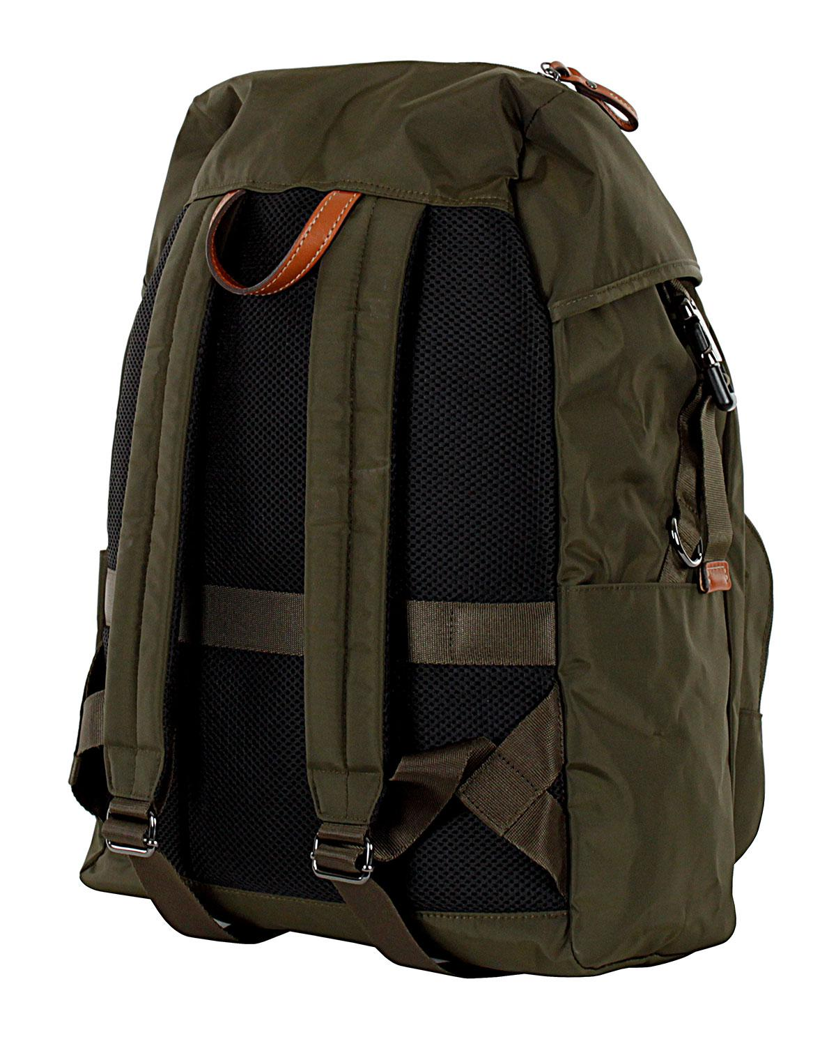 1d368c419b9a97 Lyst - Bric S Olive X-bag Excursion Backpack in Green for Men