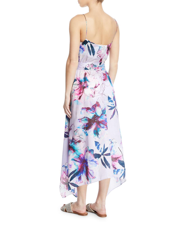 dfa1162301 Lyst - Gottex Primrose Dress Swim Cover-up in Blue