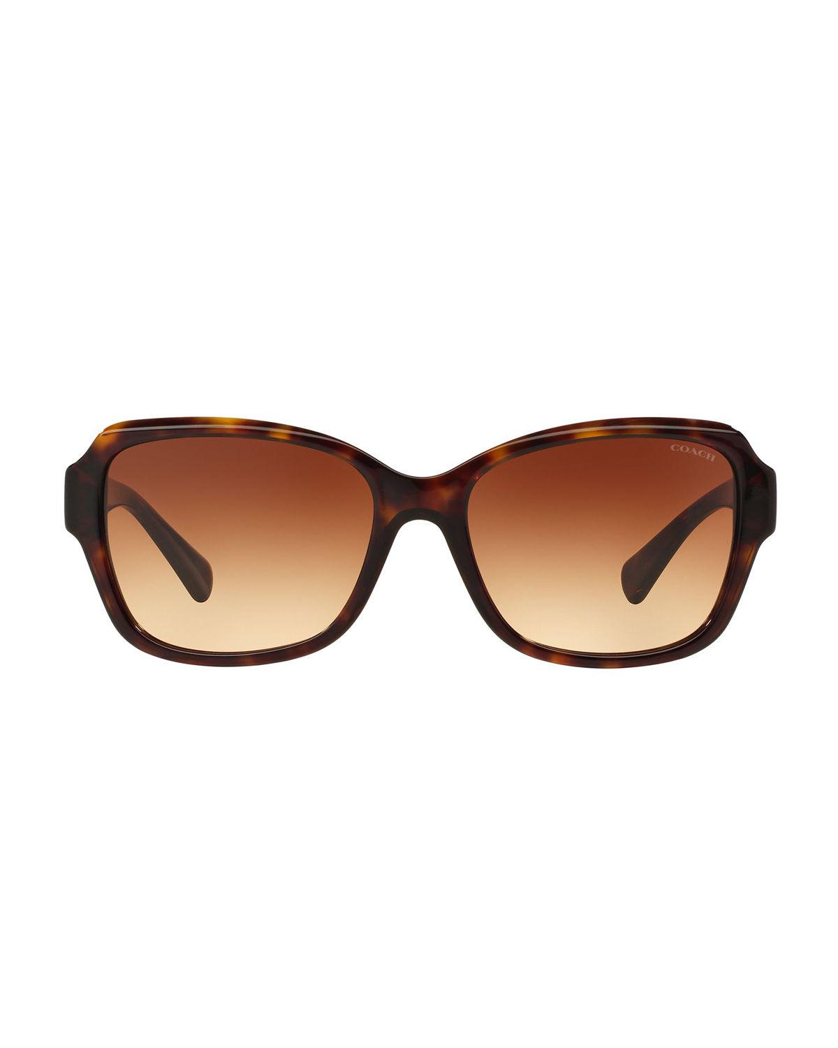 14cf46dbcfcc1 discount coach butterfly sunglasses 1382a c8328