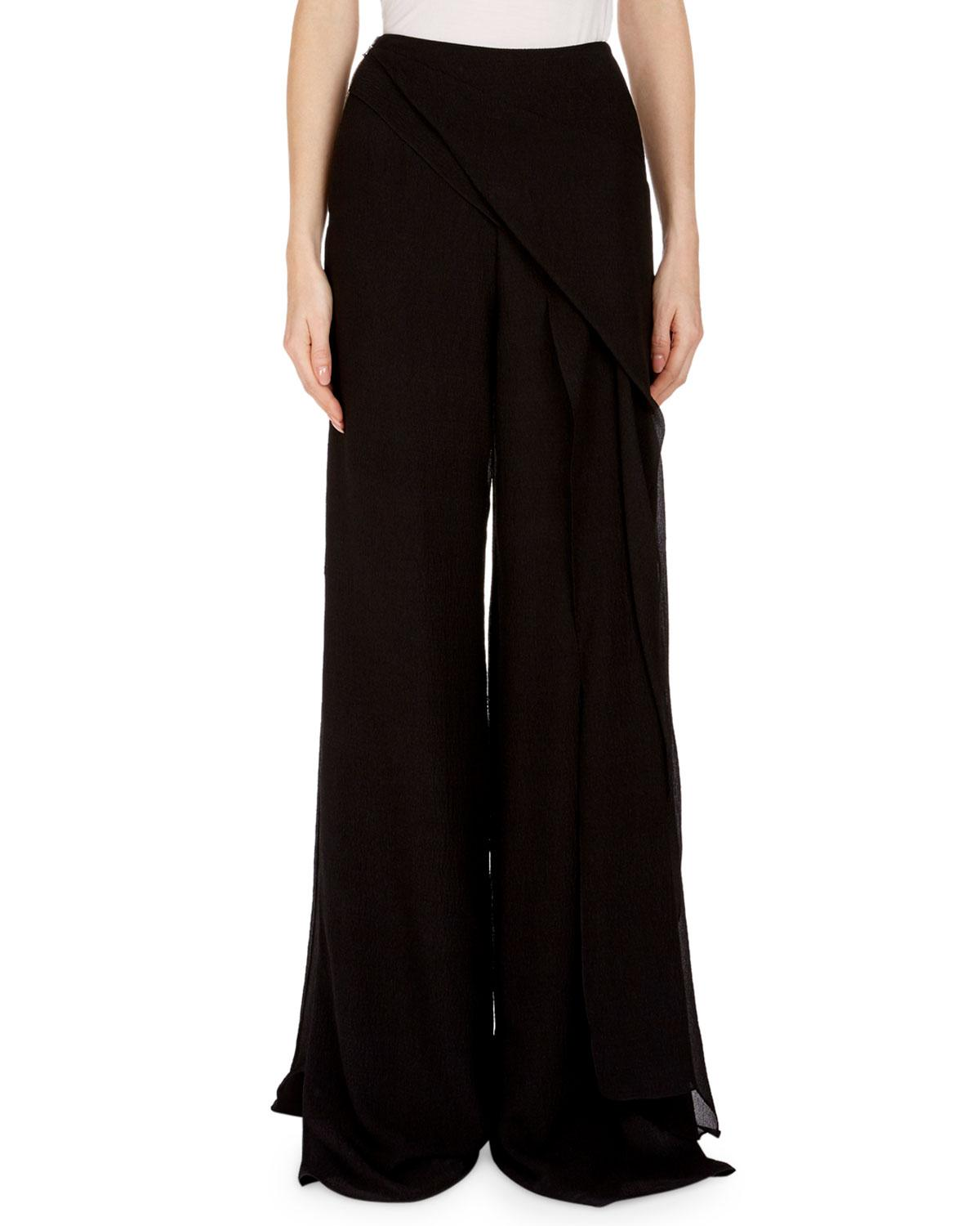 Draped panel pants Roland Mouret 4TuN4Aqs2