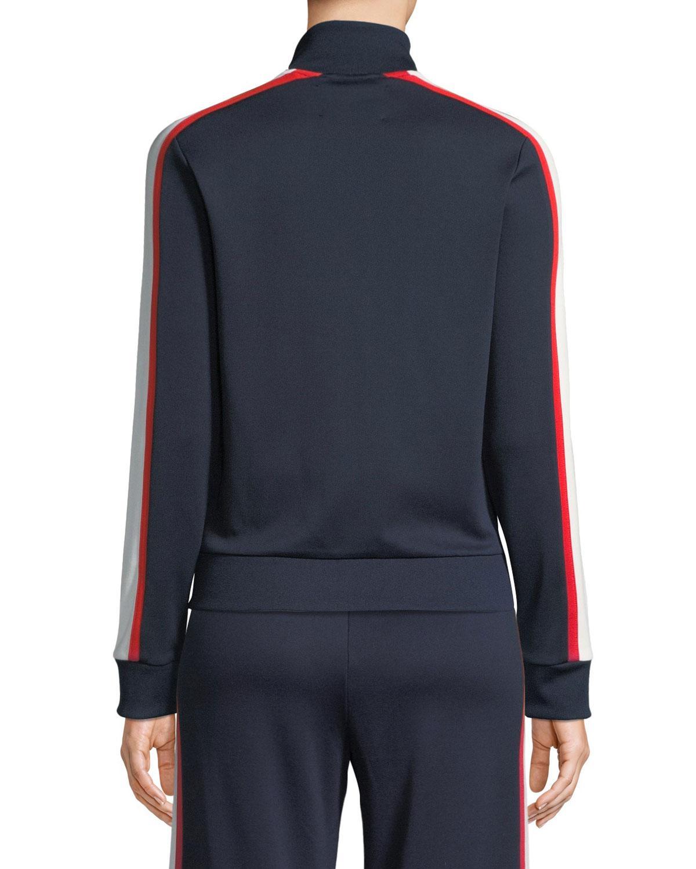 Blue Sport in Tory Classic Lyst Track Jacket SBYBwq