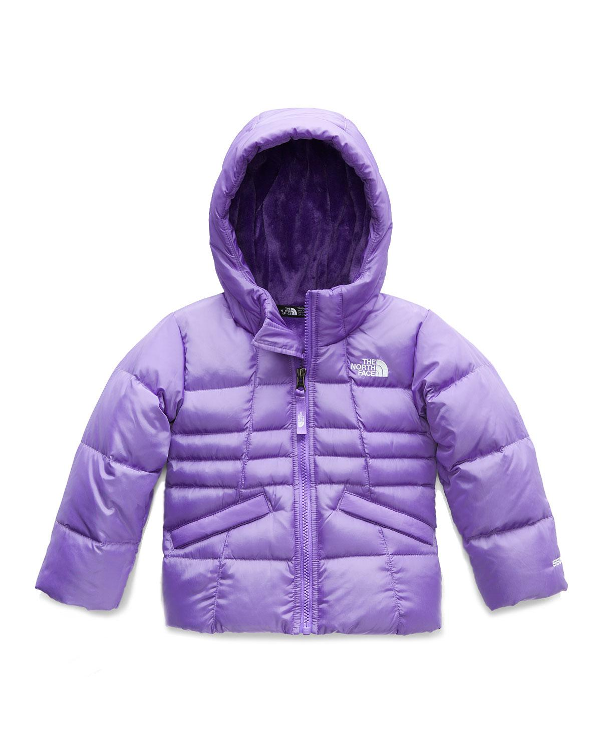 080f62532268 Lyst - The North Face Moondoggy 2.0 Quilted Hooded Jacket in Purple
