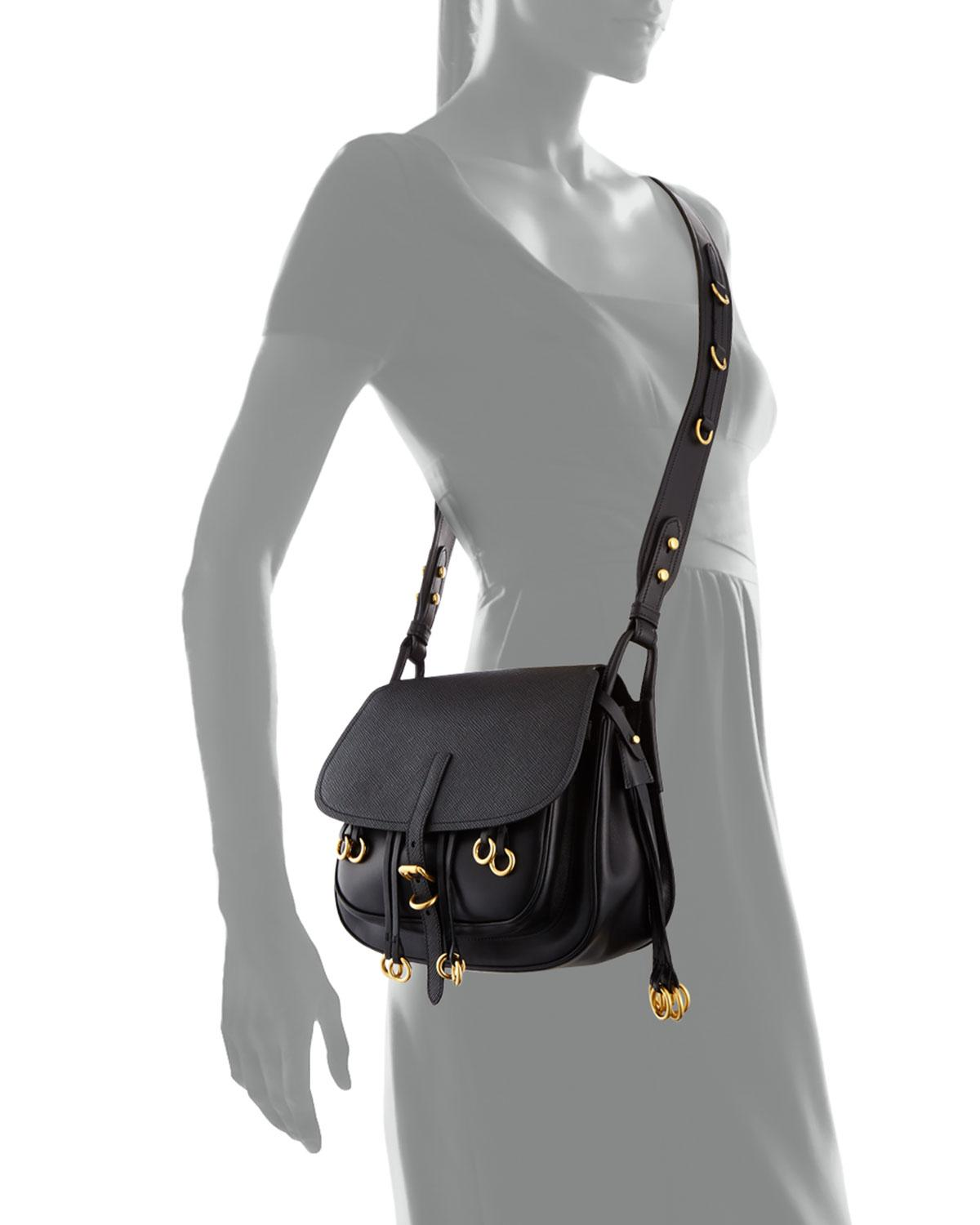 8b295b8943b0 Gallery. Previously sold at: Bergdorf Goodman · Women's Saddle Bags Women's Leather  Bags