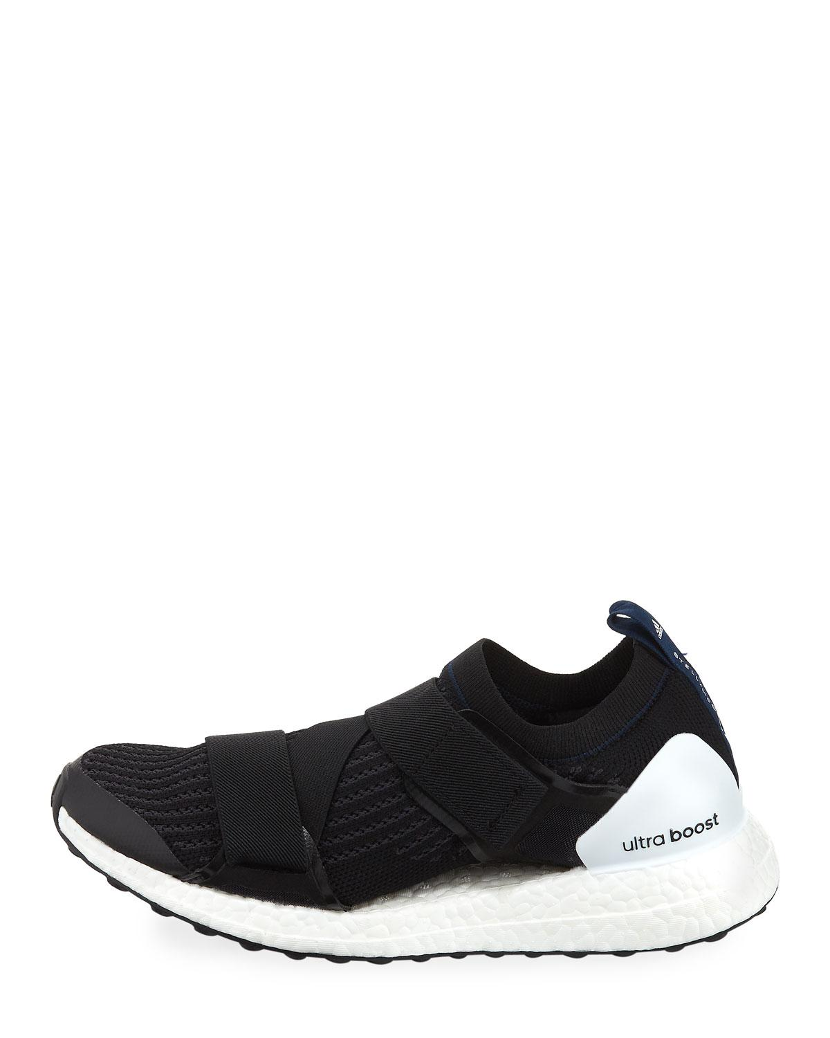 3d833ee6e05 Lyst - adidas By Stella McCartney Ultra Boost X Double-strap Sneaker ...