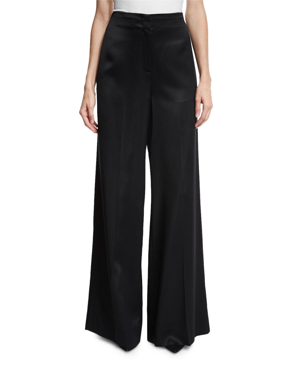Find wide leg evening pants at ShopStyle. Shop the latest collection of wide leg evening pants from the most popular stores - all in one place. THE ICONIC Seamless Stretch Wide Leg Pants Black $ Get a Sale Alert at Shopbop Vince Wide Leg Pull On Pants $ Get a Sale Alert.
