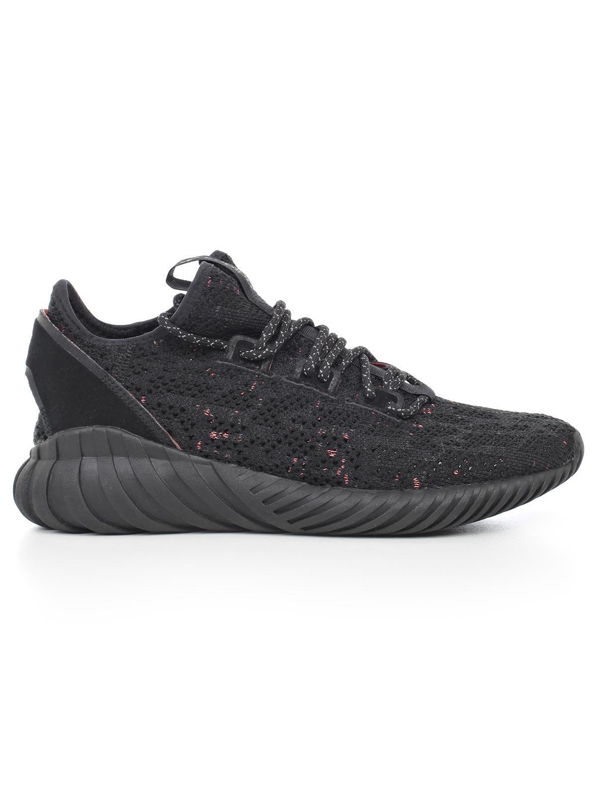 c88c59f01 Lyst - Adidas Originals Scarpa Tubolar Doom Soc in Black for Men