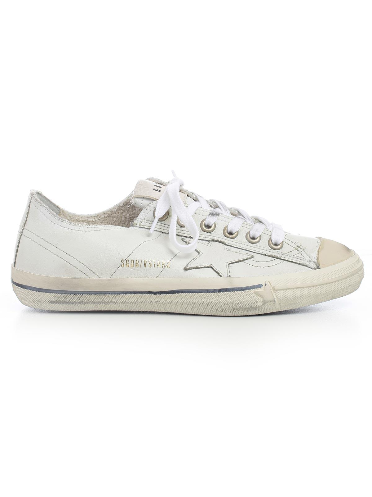 V Star Sneakers 2 - White Diesel Golden Goose bchxSIPGzO
