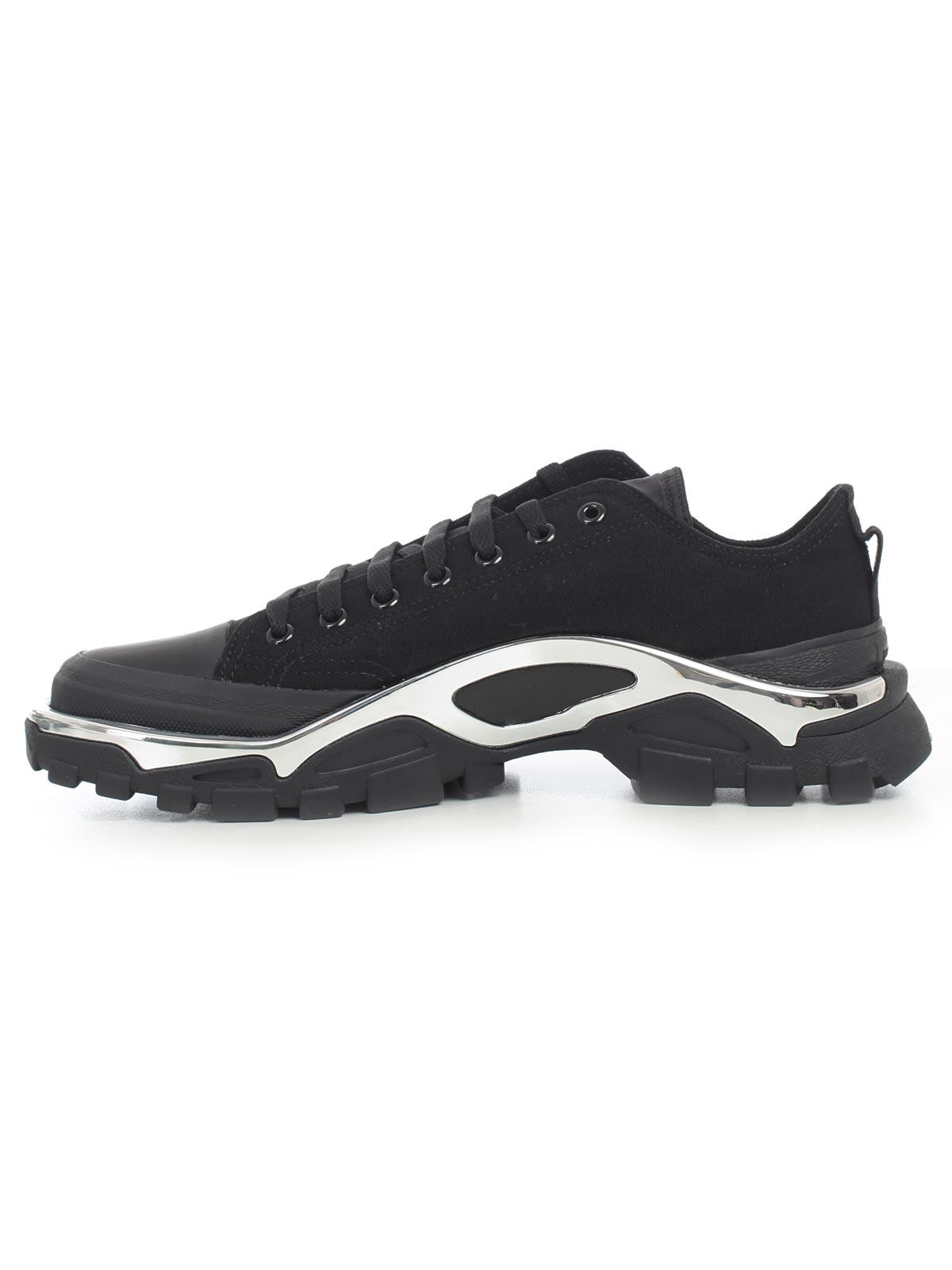 new arrival 92af4 ae07d Lyst - Adidas By Raf Simons Scarpa Detroit Runner in Black f