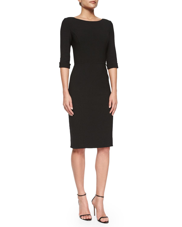v neck plus length clothes