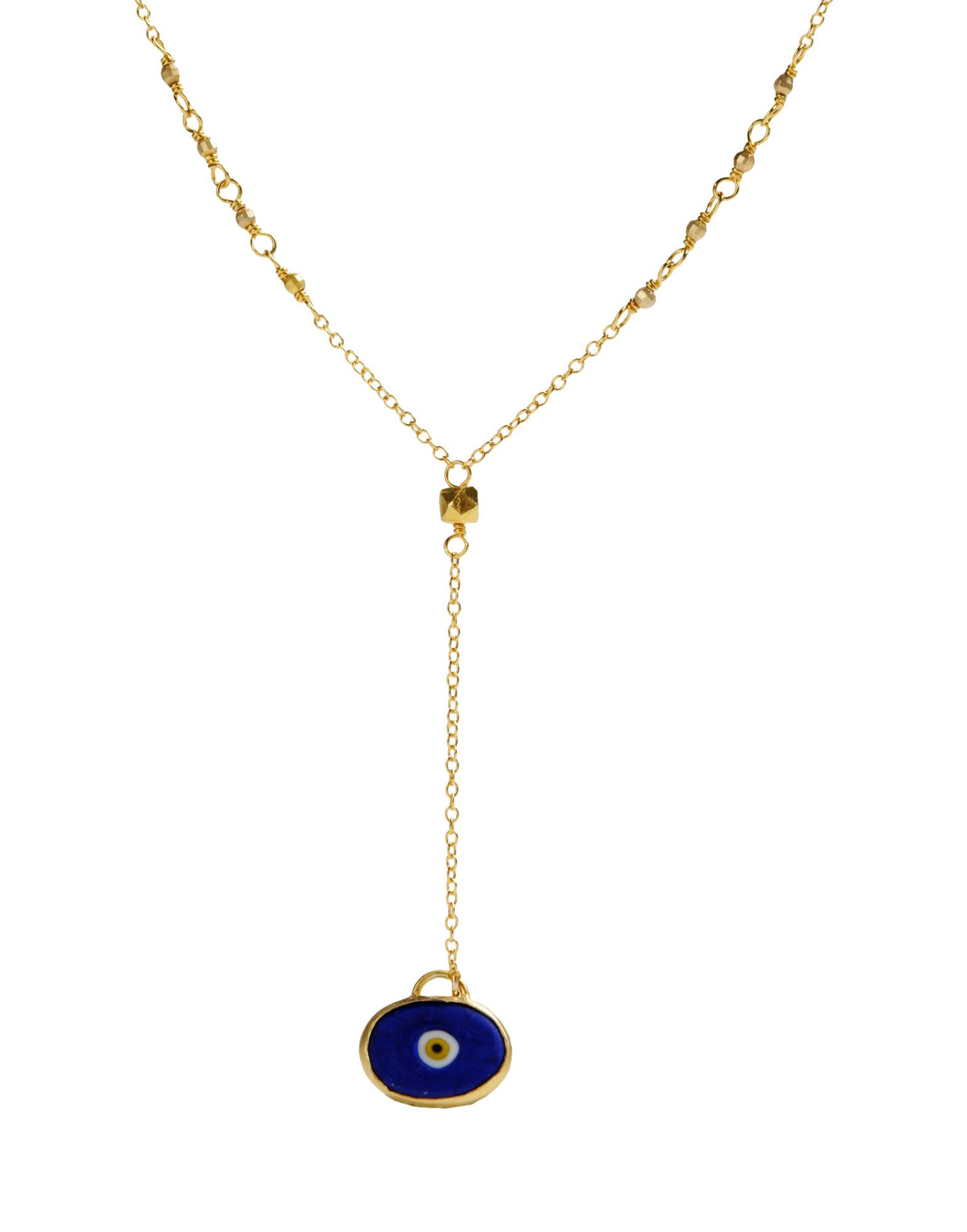 chan luu necklace in blue save 50 lyst