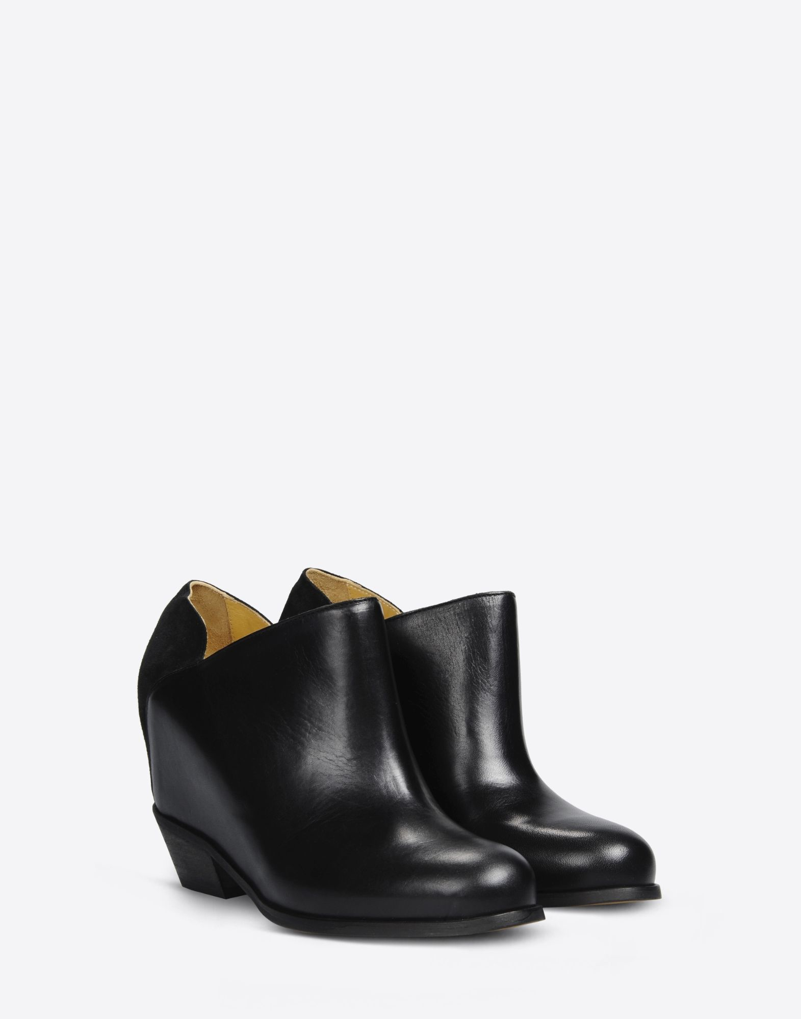 Maison Margiela low-heel boots ebay sale online cheap official site best place online cheap extremely Z0551h
