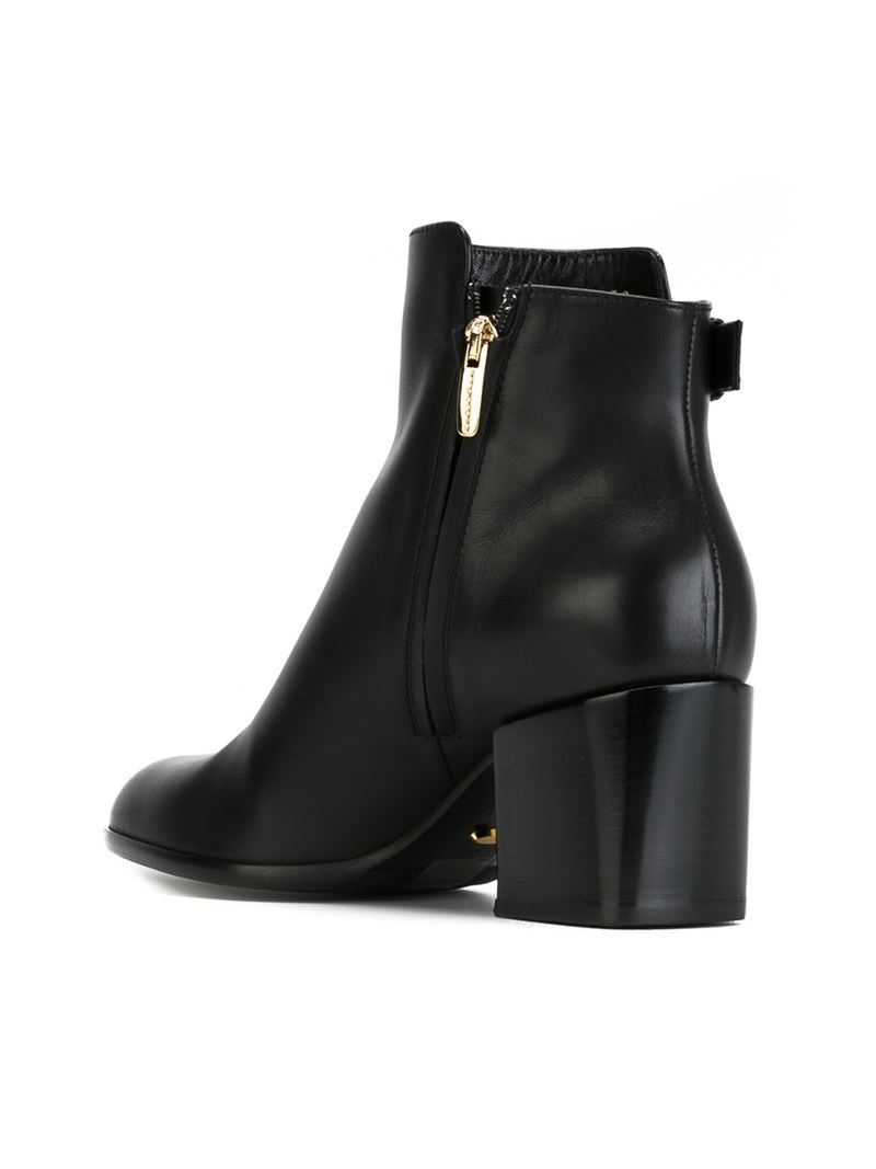 Sergio Rossi Buckled ankle boots TH9Oryk3