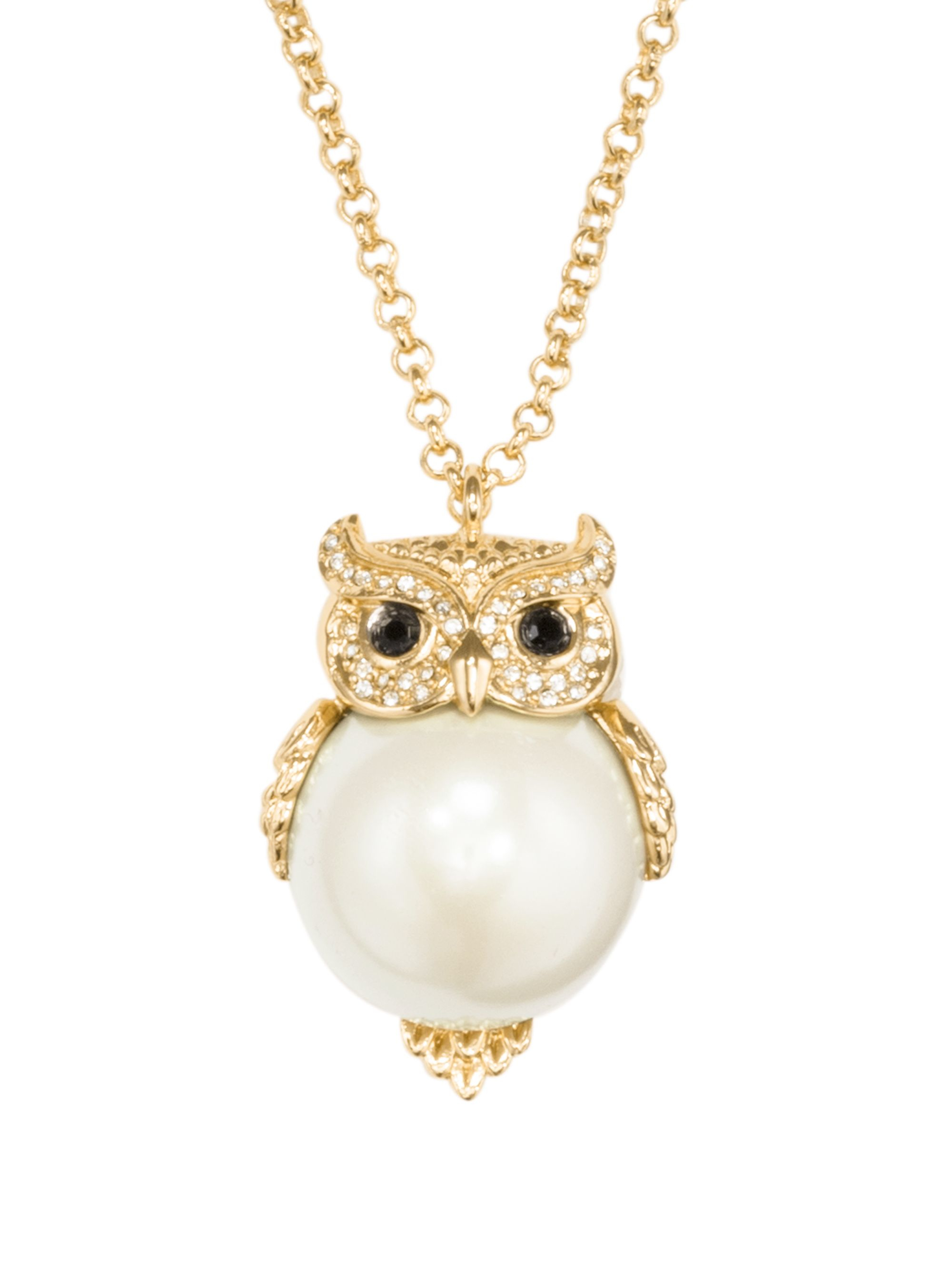 s chain brass white shld with blue shop getimage yellow url owl and crystal pendant