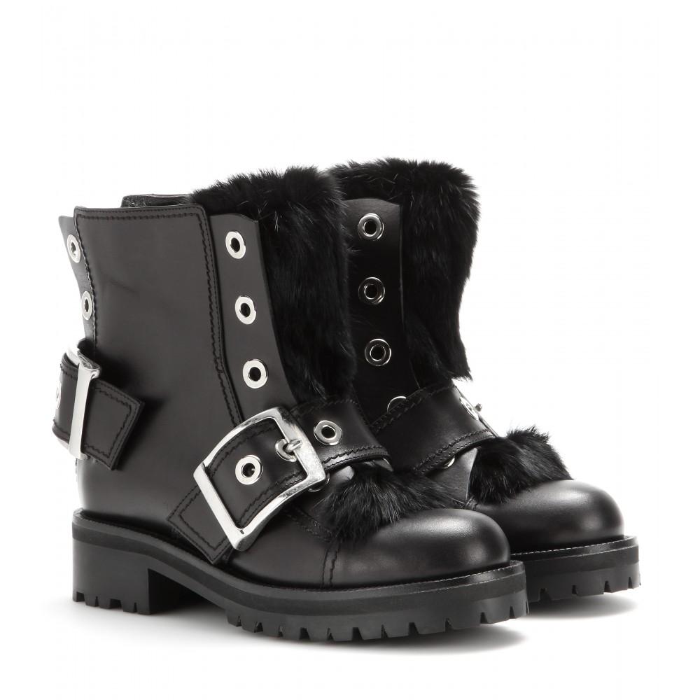Alexander McQueenAnkle boots 8cZo3h