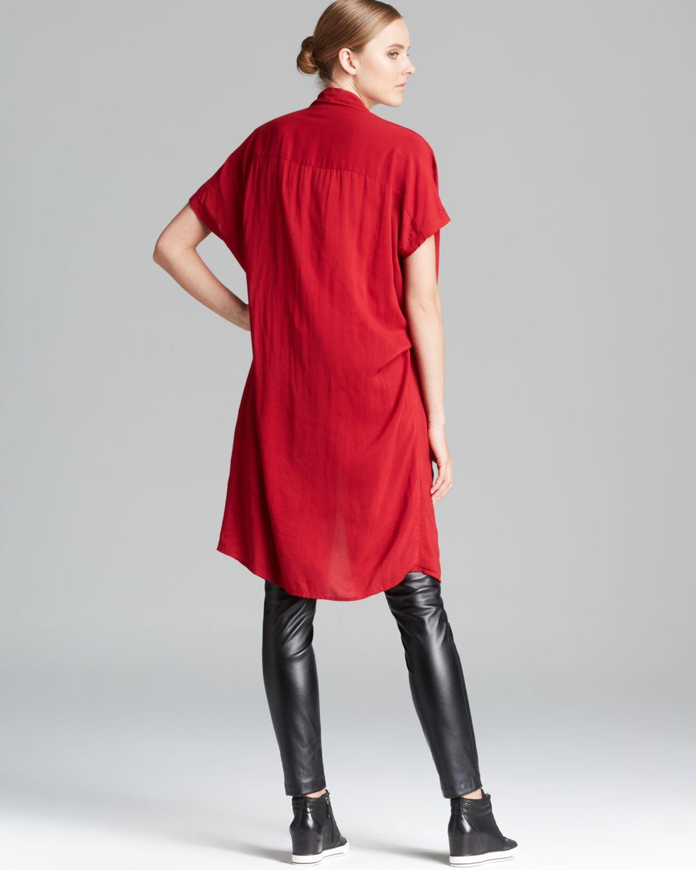 Dkny Red Dress